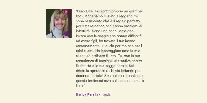 Gravidanza Miracolosa: Le opinioni di Nancy Persin, psicologa