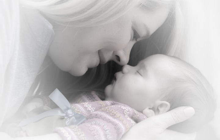 La gioia di essere mamma