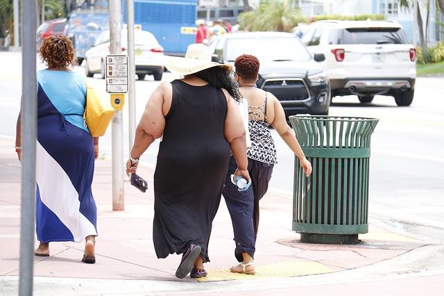 L'obesità è una vera e propria epidemia nei pesi occidentali